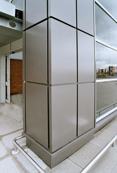 Aluminium Composite panels for interior wall  1
