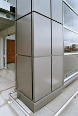 Aluminium Composite panels for interior wall
