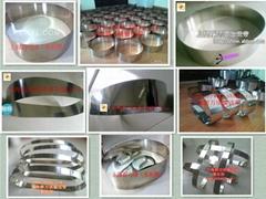 不锈钢撇油钢带刮油带