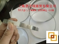 316无磁性环型钢带输送带