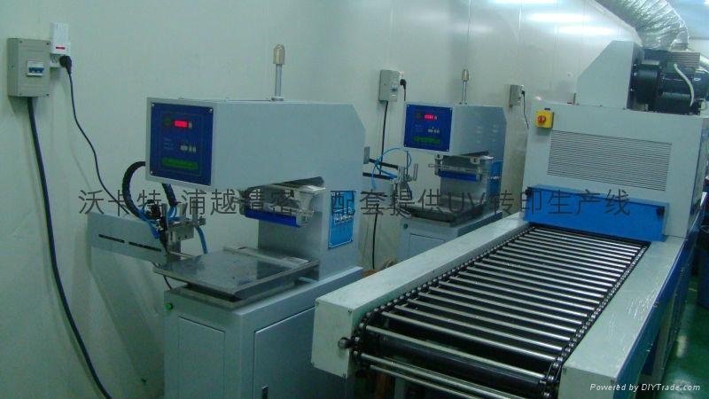PY-803v半自動UV轉印機 1