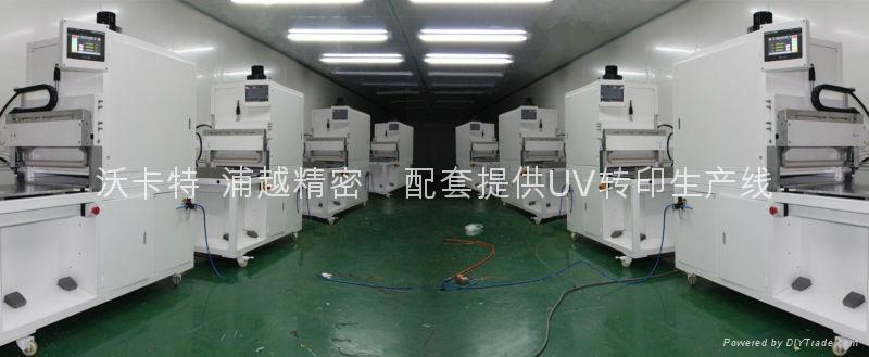 PY-8083自動UV轉印機 1
