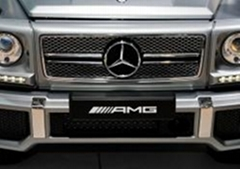 Benz G65 Amg Grille