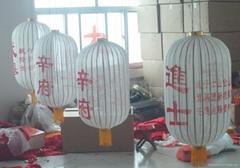 Bamboo archaize gauze lantern