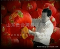 Bamboo archaize gauze lantern    5