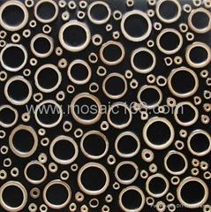 竹木馬賽克裝飾板