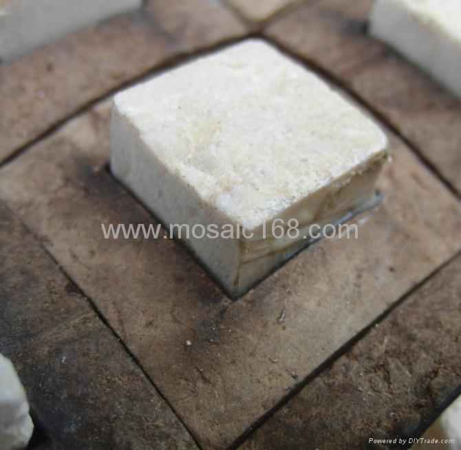 石材椰壳马赛克装饰板 4