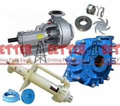 BETTER Centrifugal Pumps and Spare Parts