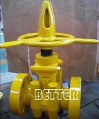 72 GATE VALVE REPLACEMENT PARTS  5000PSI