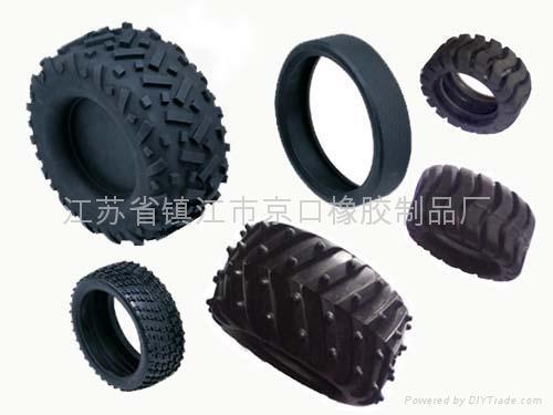 玩具橡胶轮胎 1