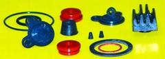 各种橡胶密封及杂件制品