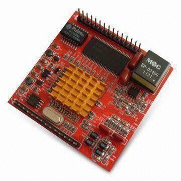 shenzhen n-link BCM6332 Embedded industrial Serial ADSL communication module 1