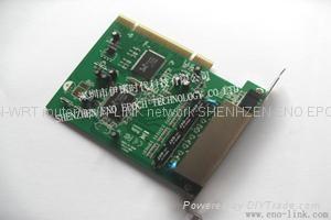 n-link 4 port 10/100Mbps ethernet switch card high speed 4 port network card 4