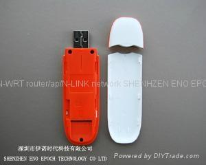 n-link Selling wireless 3G modem router Qualcomm 6290 WCDMA wireless 3G modem 1