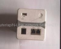 shenzhen n-link wireless router wall hotel ap