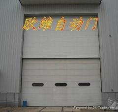杭州電動工業門