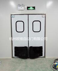 杭州不鏽鋼防撞門