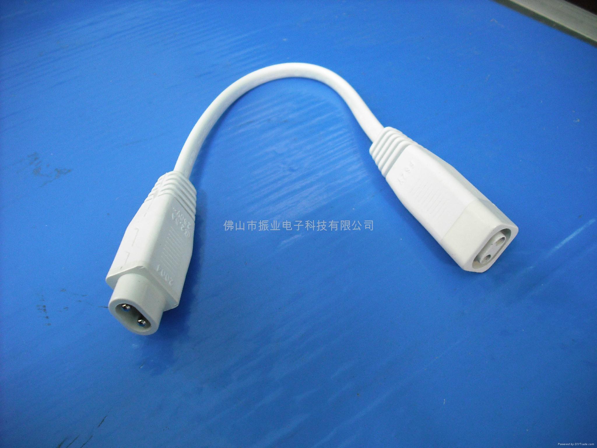 VDE认证LED灯管连接线 1