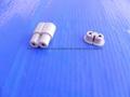 LED灯管无缝连接器