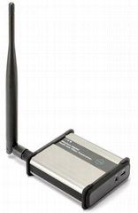 2.4GHz Long Distance Digital Wireless IR /RS485 Transmitter Receiver
