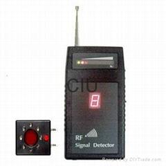 Multi-Function Camera Lens RF Bug Detector