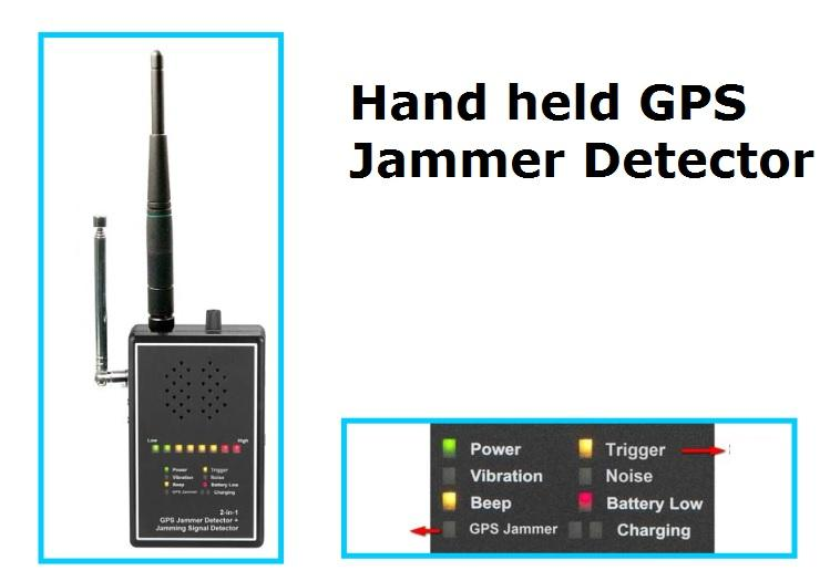 Handheld GPS Jammer Detector (Taiwan Manufacturer) - Car Safety Products - Car Accessories Products - DIYTrade China manufacturers suppliers