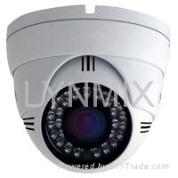 Audio Dome Camera