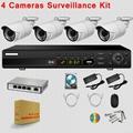 4/CH IP Surveillance Kit Economical and
