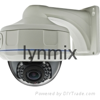 X4 Motorized Auto-focus 2.0MP IP Camera