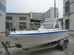 二手630钓鱼艇