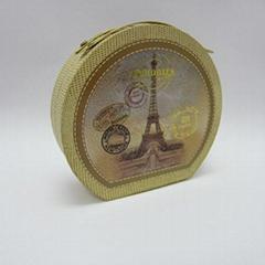 France Perfume Gift Box Women's Fragrance Glass Bottle Packaging Box W/ Blister