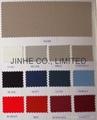 Solution-dye fabric