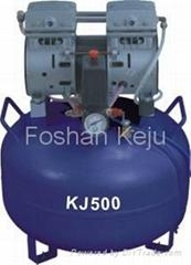 One for one CE Air compressor KJ500