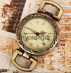 DIY watch faces,handmade jewelry material supply,gift bracelet