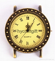 DIY watch faces,watches head,handmade jewelry materials,H017