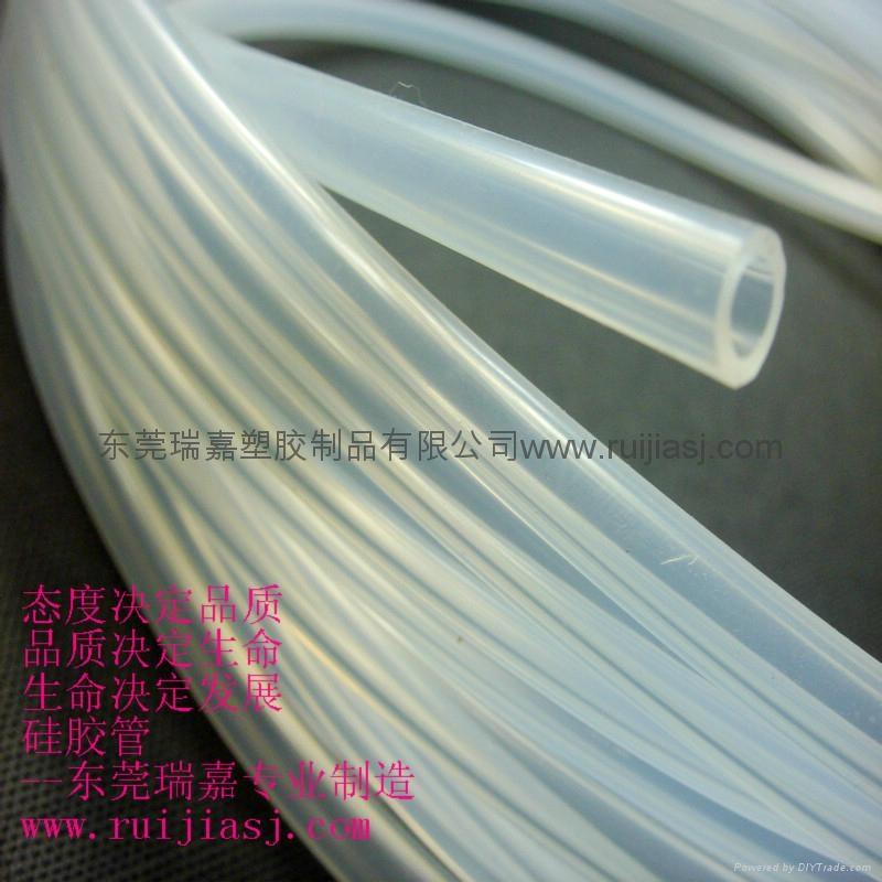 深圳硅膠管 4
