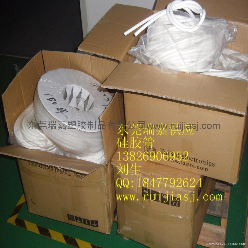 深圳硅膠管 5