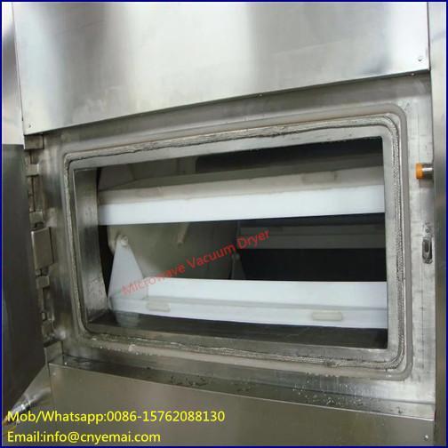 Microwave Food Vacuum Dryer 4