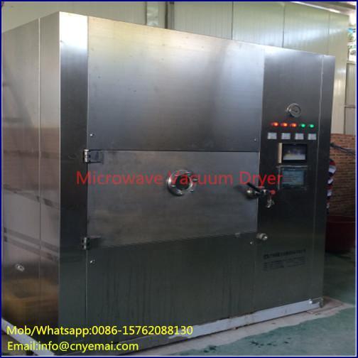 Microwave Food Vacuum Dryer 2