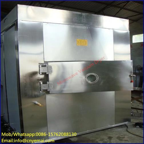 Microwave Food Vacuum Dryer 3