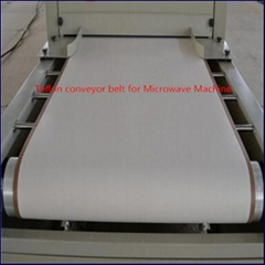 Teflon Conveyor Belt for Microwave Machine