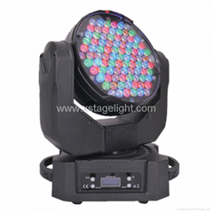 91pcs Led moving head wash