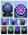 NEW 19*12w RGBW 4IN1 LED Beam Moving Head