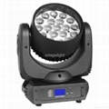 19*12W RGBW 4IN1 Zoom LED Moving Head
