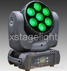 Elation 7*15W Led Beam Light Disco Moving Head