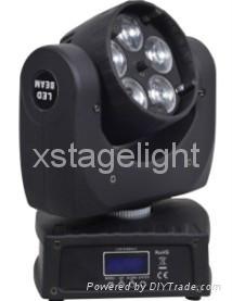 5*12W Zoom LED Wash Lamp Moving Head 2