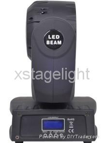 5*12W Zoom LED Wash Lamp Moving Head 4