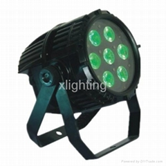 7*15w 戶外防水帕燈