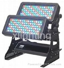 大功率投光灯 RGBW投光灯 染色专用 双层舞台灯