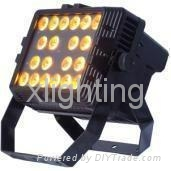 Outdoor RGBWA 5IN1 20*15W Led Wall Washer